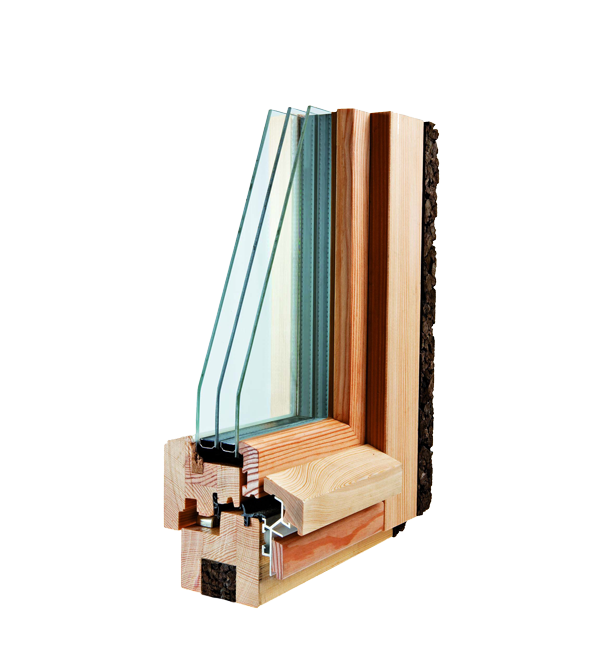 Logireno fenêtres en bois Alsace